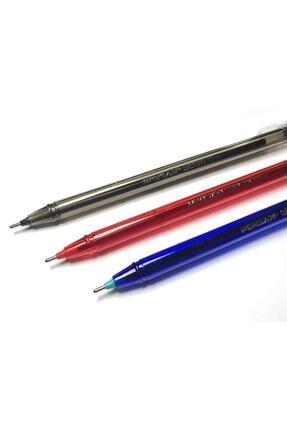Pensan Büro Tükenmez Kalem 3 Renk 30 Adet Tk.k Tükenmezkarışık 1