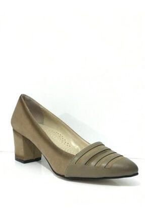 PUNTO Kadın Topuklu Ayakkabı 386019 0