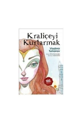 Günışığı Kitaplığı Kraliçeyi Kurtarmak - Vladimir Tumanov 9786059952767 0