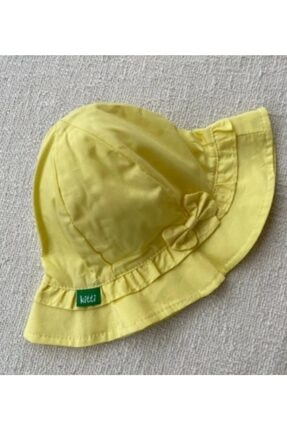 Picture of 0-18 Ay Fiyonk Kız Şapka