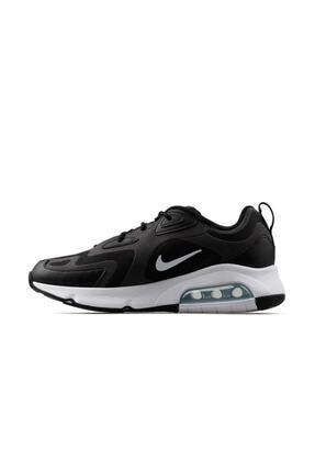 Nike Air Max 200 Erkek Siyah Spor Ayakkabı Cı3865-001 1