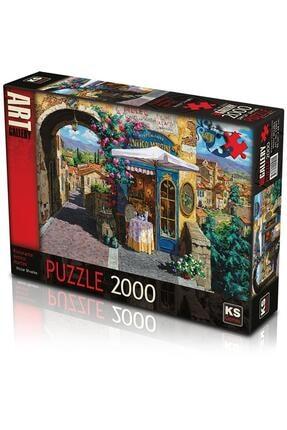 22501 Puzzle 2000/ristorante Antico Puzzle 2000 Parça BNZ10051785