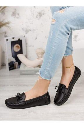 ayakkabıhavuzu Kadın Siyah Günlük Ayakkabı 1