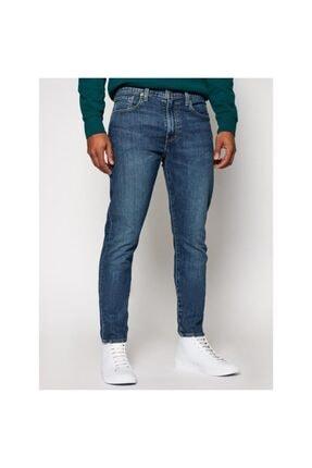 Levi's Erkek Mavi Slim Taper Jean Pantolon 28833-0850 512 1