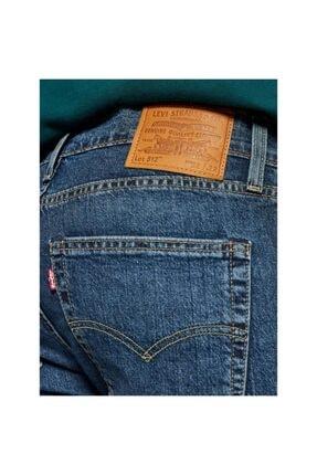 Levi's Erkek Mavi Slim Taper Jean Pantolon 28833-0850 512 3