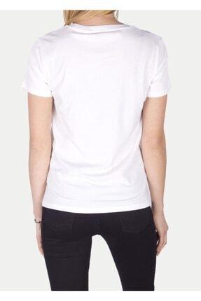 Levi's Kadın Beyaz T-shirt 17369-0297 3