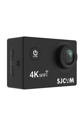 SJCAM Sj-4000 Aır Wıfı 4k Aksiyon Kamerası Siyah 3