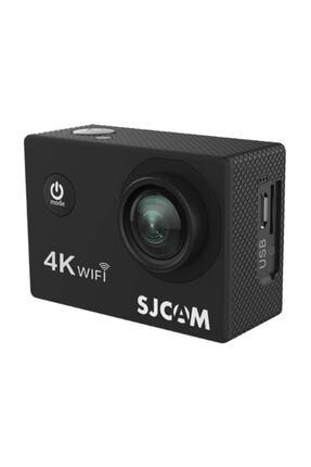 SJCAM Sj-4000 Aır Wıfı 4k Aksiyon Kamerası Siyah 4