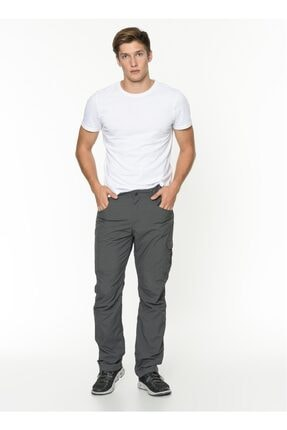 Ao0530 Park Range Lined Erkek Siyah Pantolon resmi
