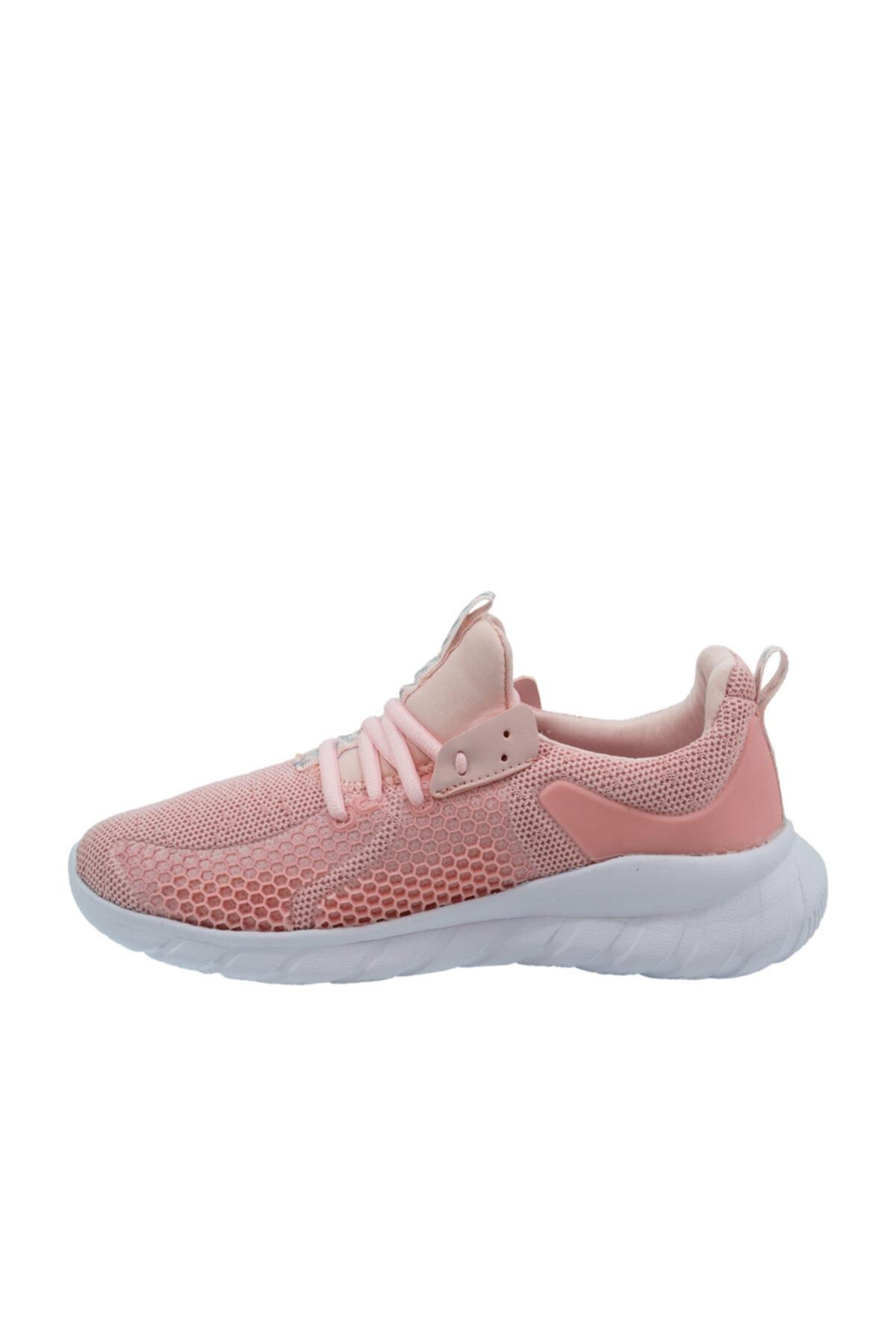 Cansas Kadın Pembe Spor Ayakkabı