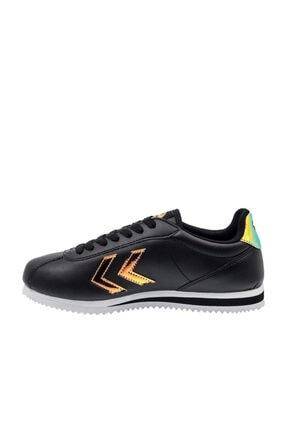 HUMMEL Hmlnınetyone Iı Hologram Kadın Siyah Spor Ayakkabı (206314-2001) 2