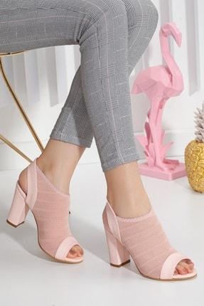 Anna Pudra Topuklu Ayakkabı 151089