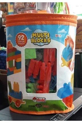 DEDE Multi Bloklar 92 Parça 1
