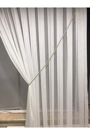 SelfStone Kruvaze Perde Tül Fon Toplama Halat Kordon Braçol 300cm 0
