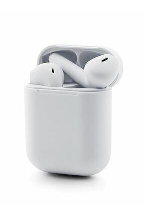 TrkTech Airpods i12 Beyaz Bluetooth Kulaklık Muhteşem Ses Performansı 1