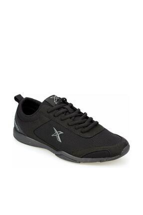 Kinetix Erkek Siyah Bağcıklı Spor Ayakkabı Valez 0