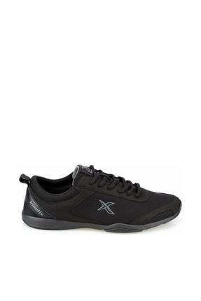Kinetix Erkek Siyah Bağcıklı Spor Ayakkabı Valez 1