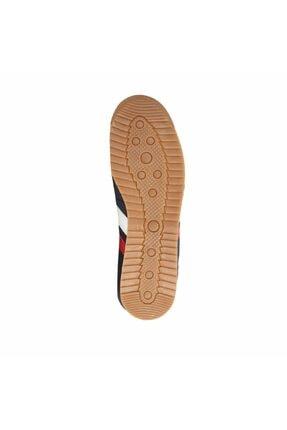 Kinetix HALLEY Lacivert Kırmızı Beyaz Erkek Sneaker 100238400 3