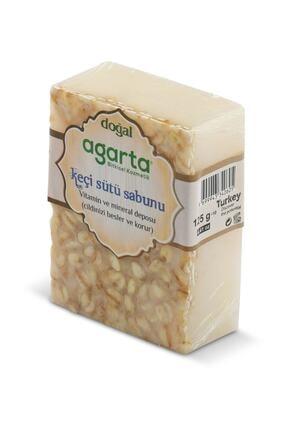 Agarta El Yapımı Doğal Keçi Sütü Sabunu 150 gr 0