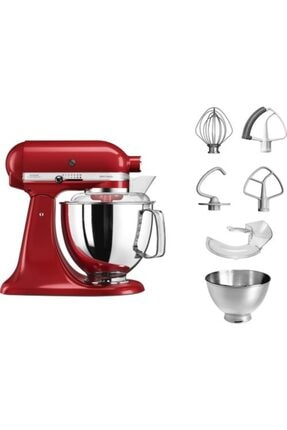 Kitchenaid Artisan 4,8 L Stand Mikser 5ksm175ps Empire Red-eer 3