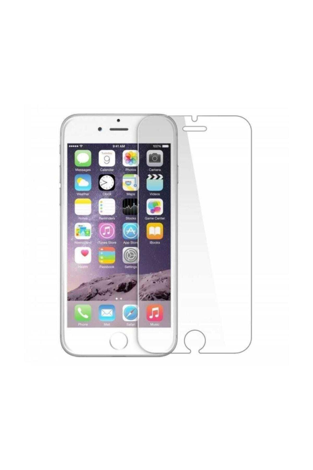 İphone 6 Uyumlu Cam Ekran Koruyucu