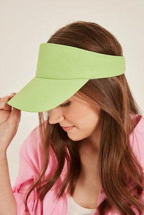 Y-London 13363 Yeşil Tenisçi Şapkası 1