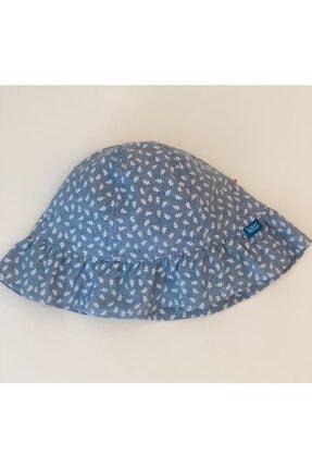 Picture of 1-4 Yaş Yapraklı Kız Çocuk Şapka
