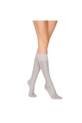 6 Adet Mat 20 Duman Nefti Pantolon Çorabı Thy Çorabı resmi
