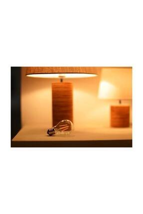EDİSON Rustik 4w A60 Led Filament Ampul E27 1