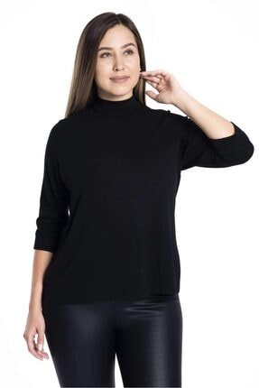 Picture of Boğazlı Basic Bluz
