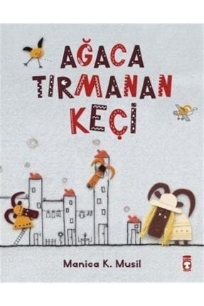 Timaş Çocuk Yayınları Ağaca Tırmanan Keçi 0