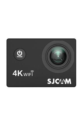 SJCAM Sj-4000 Aır Wıfı 4k Aksiyon Kamerası Siyah 2