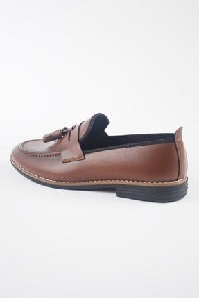 olivia harris Erkek Taba Ayakkabı 2001-110-0005 2