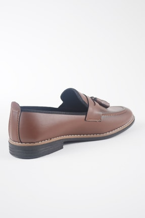 olivia harris Erkek Taba Ayakkabı 2001-110-0005 3