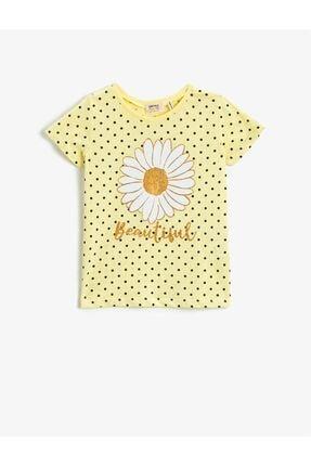 Picture of 1ykg17709ok Kız Çocuk T-shirt