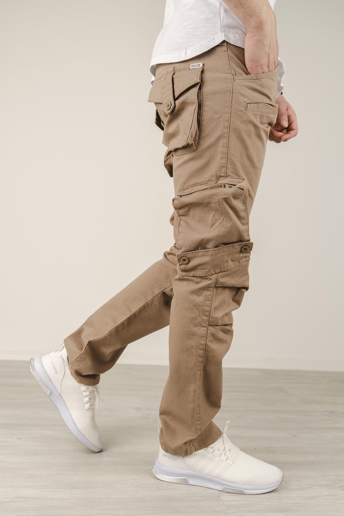 Oldtime 1193 Erkek Kargo Pantolon
