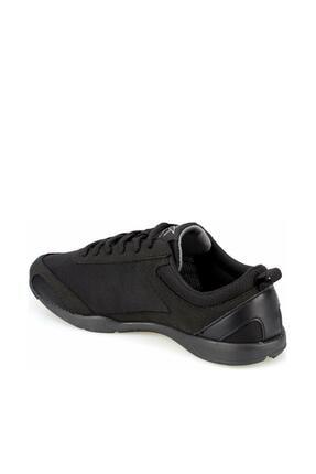 Kinetix Erkek Siyah Bağcıklı Spor Ayakkabı Valez 2