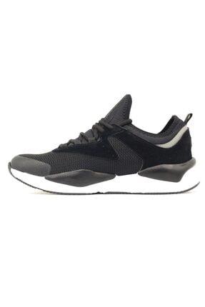 Jump Erkek Siyah Sneaker - 24094 - 24094 3