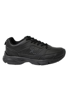 Kinetix AVERY PU Siyah Erkek Çocuk Koşu Ayakkabısı 100537432 1