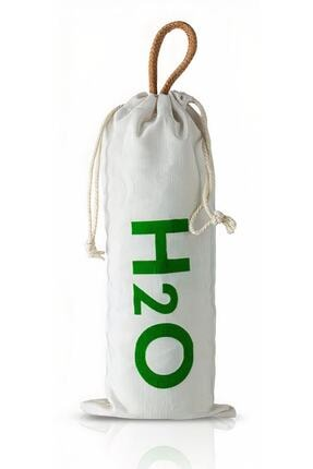Tohana H2o Borosilikat Cam Matara Bambu Vakum Kapaklı Su Şişesi Suluk 3
