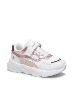 101014550 Helen 1fx Beyaz Kız Çocuk Günlük Spor Ayakkabı resmi