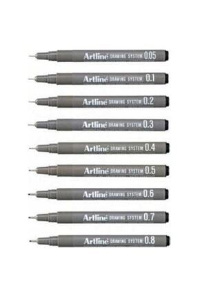 Teknik Çizim Kalemi