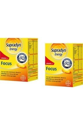 Supradyn Energy Focus 30tb - 2 Kutu 0