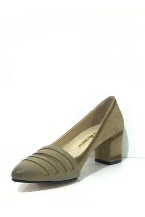 PUNTO Kadın Topuklu Ayakkabı 386019 1
