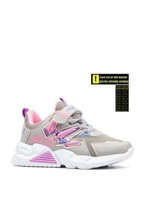 Alessio Kız Çocuk Yazlık Sneaker 0