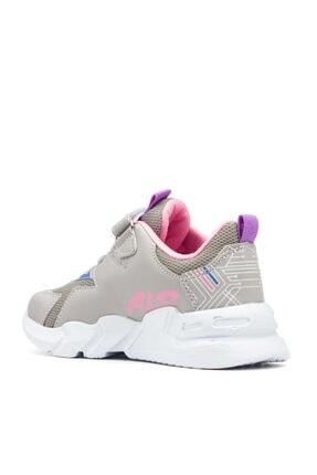 Alessio Kız Çocuk Yazlık Sneaker 3
