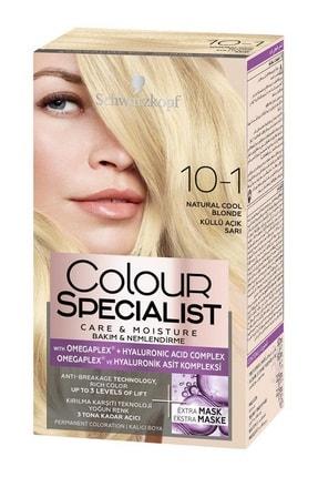 Schwarzkopf Colour Specıalıst 10.1 Küllü Açık Sarı 1
