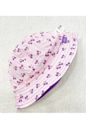 Picture of 0-18 Kirazlı Kız Şapka