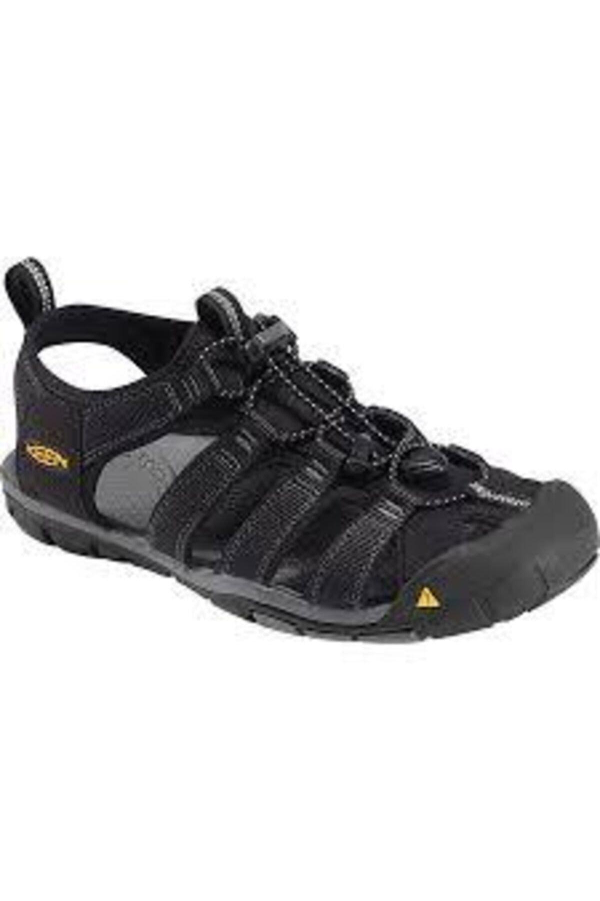 Erkek Sandalet - Siyah - 1008660