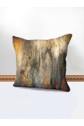 BENLİSSO Home Collection & Textile Kırlent Kılıfı 45x45 Tual 0